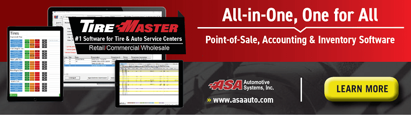 All-in-One TireMaster Software